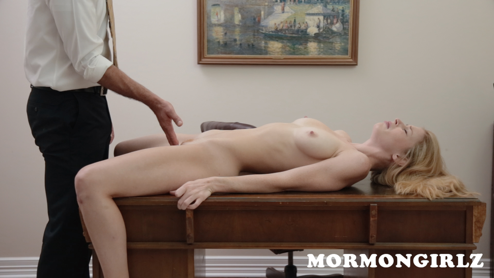 Nude girls in the lds church